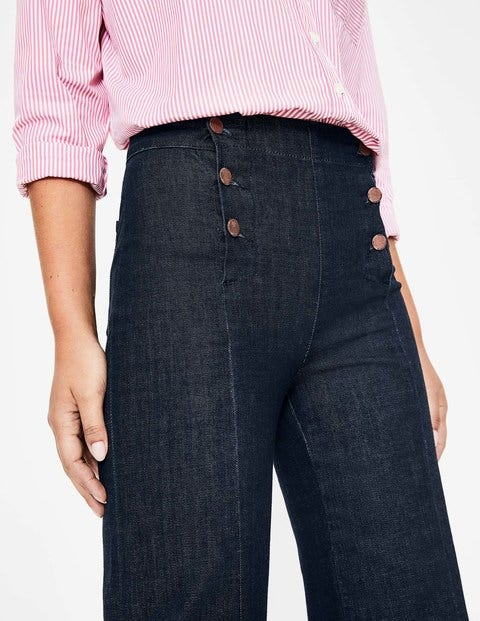 The Helston Sailor Jeans T0305 Pants Jeans At Boden