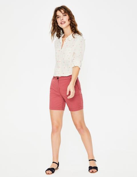 Linen Shirt - Multi Fil Coupé