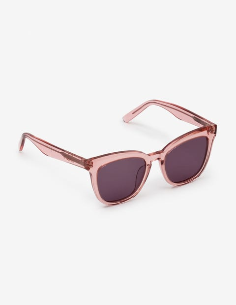 Madrid Sunglasses - Pink Crystal