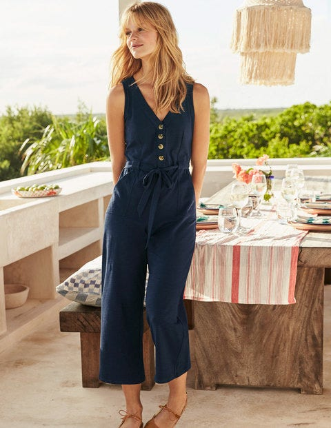 Bryony Jersey Jumpsuit