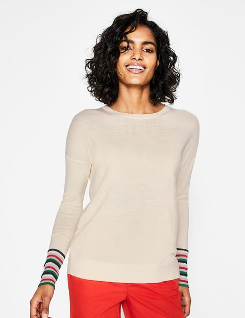 Cassandra Sweater - Ivory