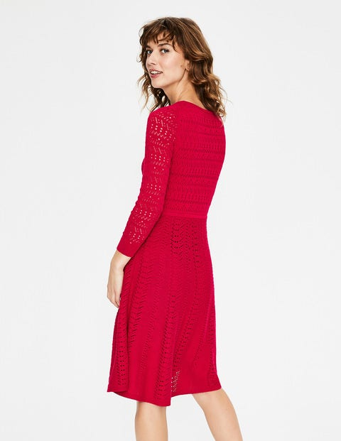 27695a1b93d6 Poppy Knitted Dress K0225 Knitted Dresses at Boden