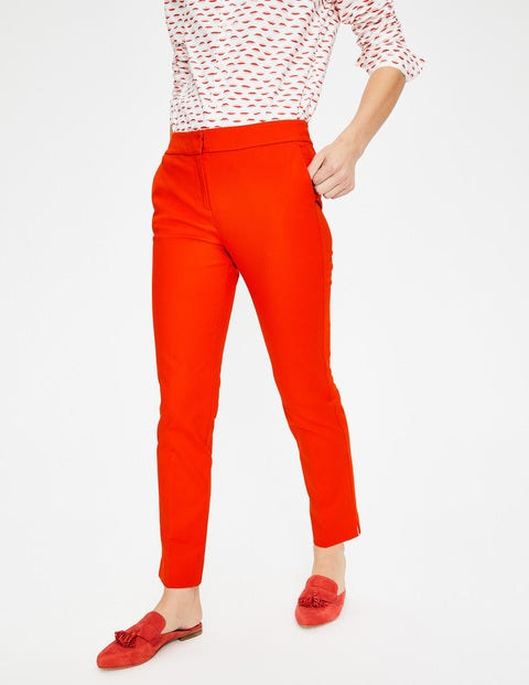 Richmond 7/8 Pants - Red Pop