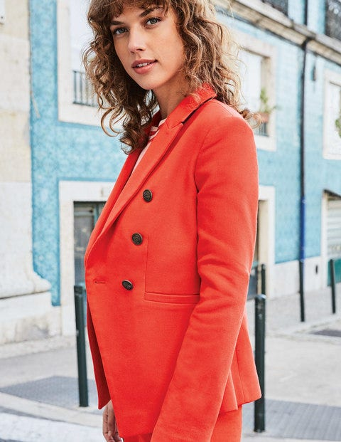 Addlestone Blazer - Red Pop