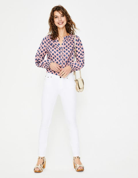 c2befb1b807cb Esme Blouse W0282 Long Sleeved Tops at Boden