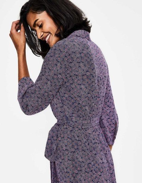 f4efad8f875b29 Viola Maxi-Hemdblusenkleid W0320 Kleider für besondere Anlässe bei Boden