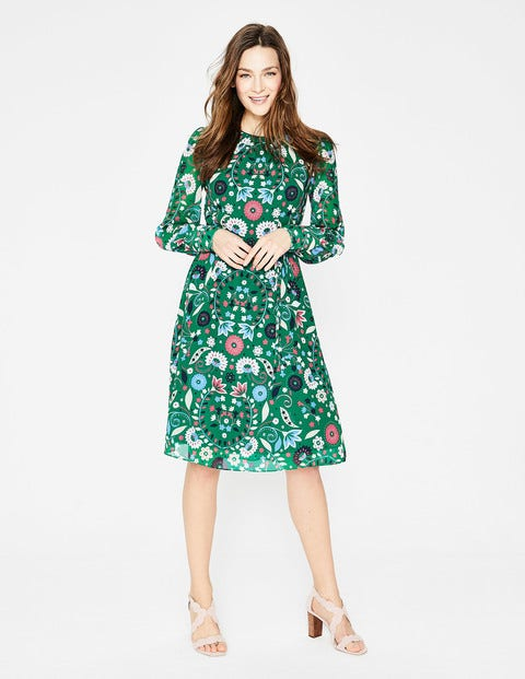 Blossom Dress - Forest Folk Meadow