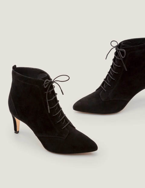 Bardon Ankle Boots - Black