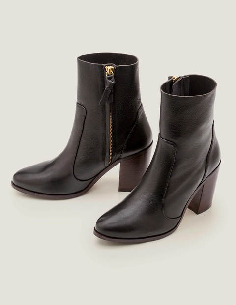 Barrisdale Ankle Boots - Black