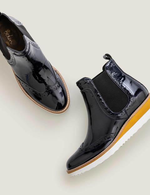 Thurloe Chelsea Boots - Navy