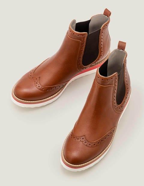 Thurloe Chelsea Boots - Tan
