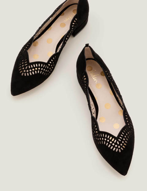 Esme Low Heels - Black