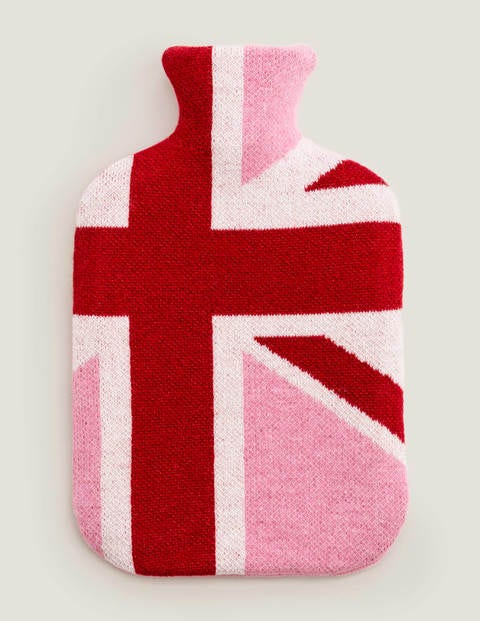 Gifting Hot Water Bottle - Union Jack