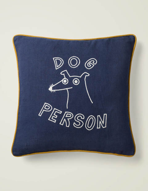 Coussin - Motif Cat Person/Dog Person