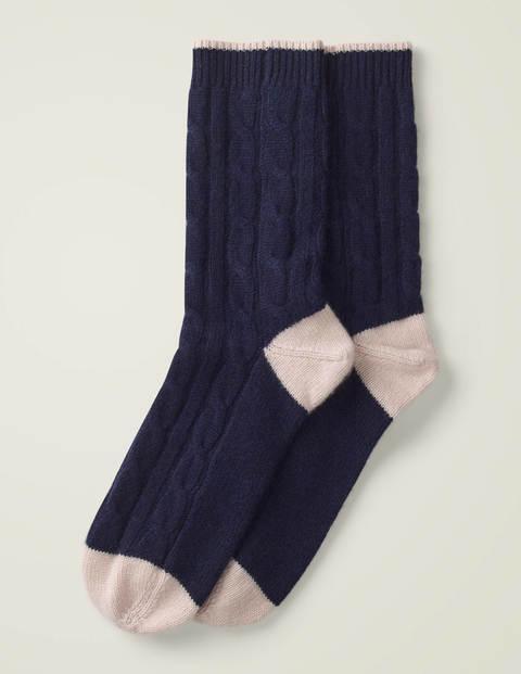 Chaussettes en cachemire