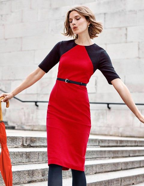 Poppy Ottoman Dress