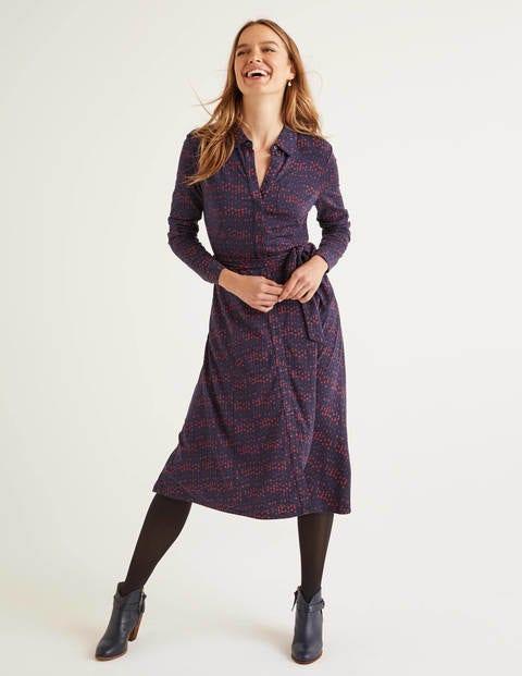Robe-chemise Susannah en jersey
