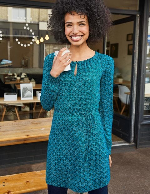 Clementine Jersey Tunic