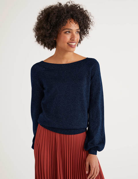 Mabel Sweater - Baltic Sparkle