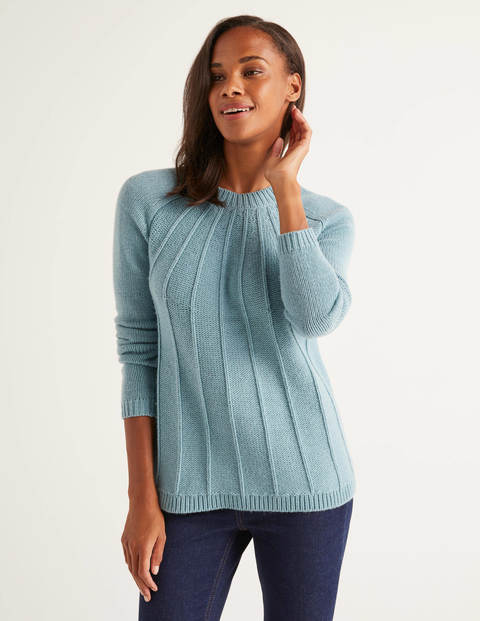 Phoebe Sweater - Heritage Blue