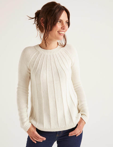 Phoebe Sweater - Ivory