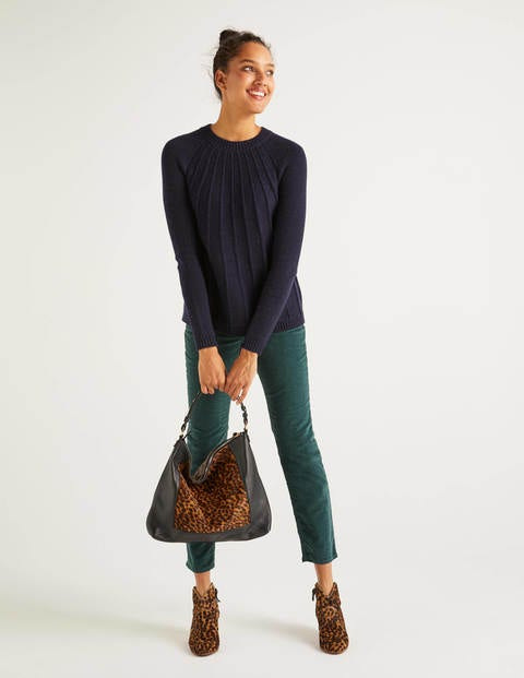 Phoebe Sweater - Navy