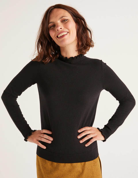 Lara Sweater - Black