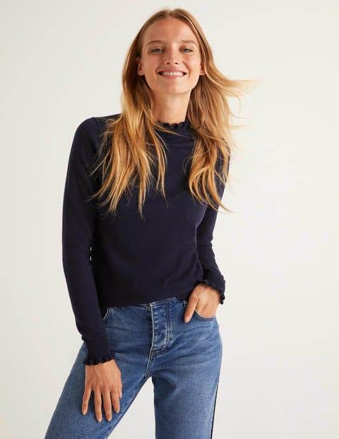 Lara Sweater - Navy
