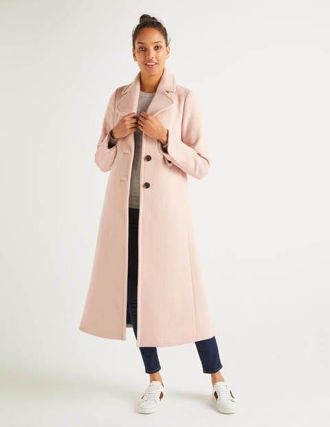 Farleigh Mantel Pink Damen Boden, Pink