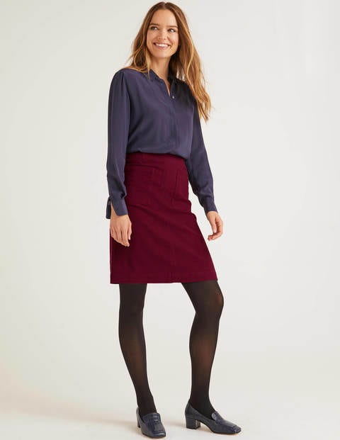 Bay Mini Skirt - Ruby Ring