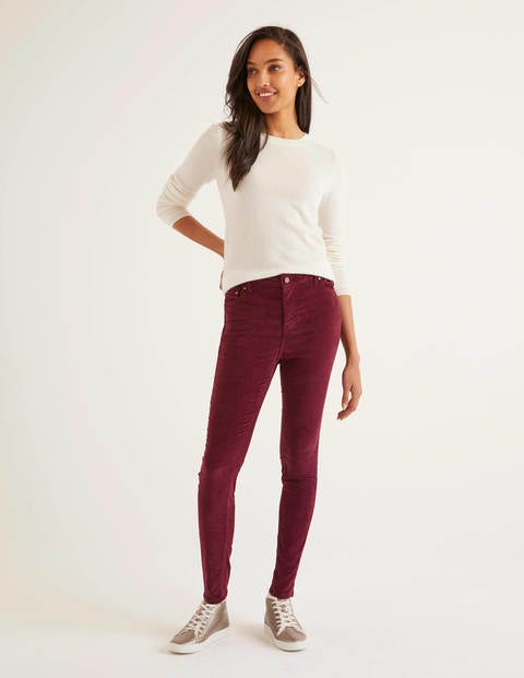 Velvet Super Skinny Jeans - Ruby Ring