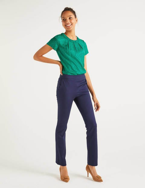 Bath Bi-Stretch Trousers