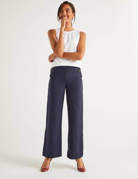 Imogen Linen Trousers