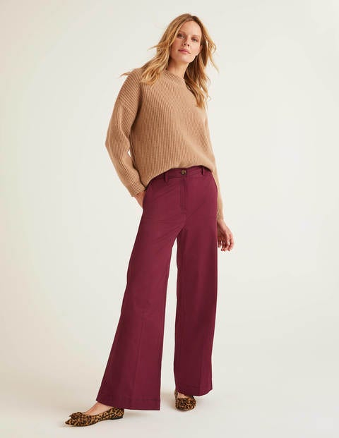 Attingham Wide Leg Pants