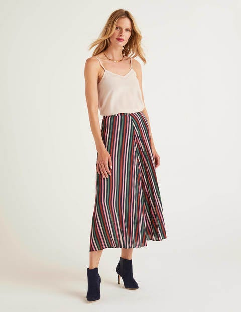 Camille Pleated Skirt