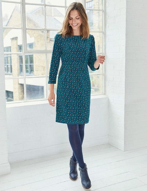 Coraline Dress - Baltic Scattered Pear
