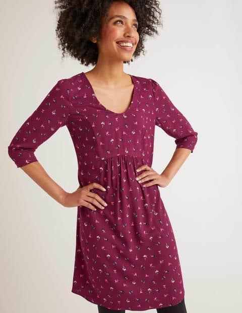 Eliza Kleid Purple Damen Boden, Purple