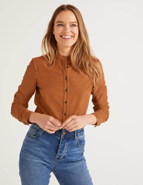 Polly Cord Shirt