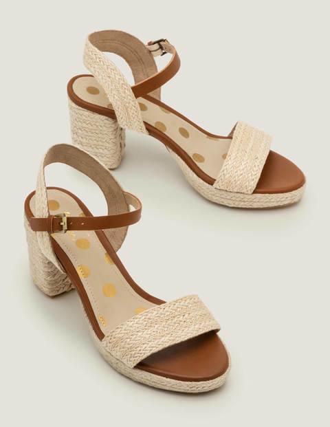 Chaussures à talons Constance - Couleur naturelle