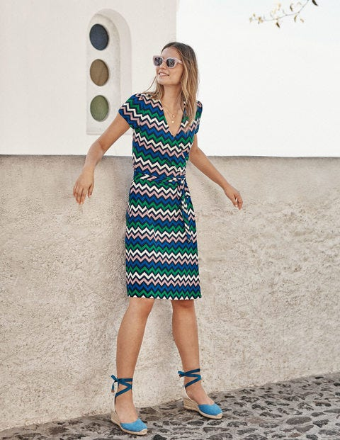 Summer Wrap Dress
