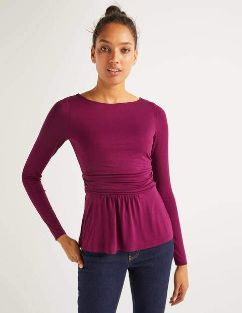 Lucille Jersey Top