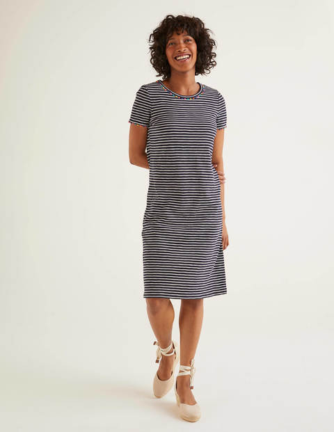 Charlie Jersey T-shirt Dress