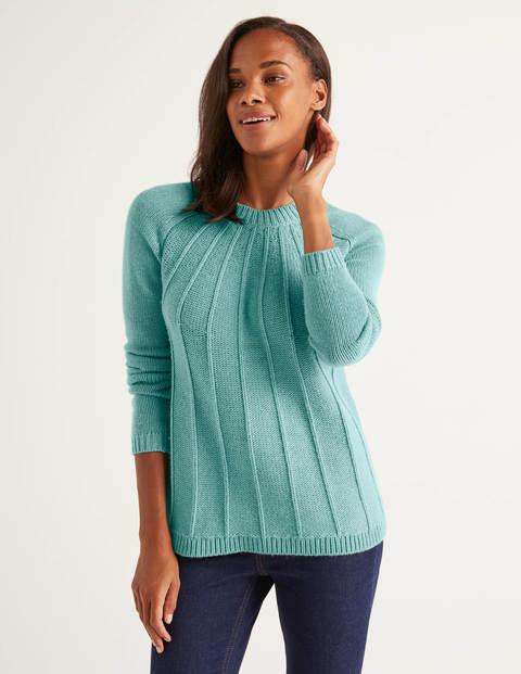 Phoebe Sweater - Heritage Blue