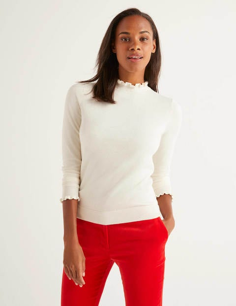 Lara Sweater - Ivory