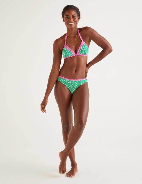 Patmos Bikini Bottoms - Shamrock, Link Hotchpotch