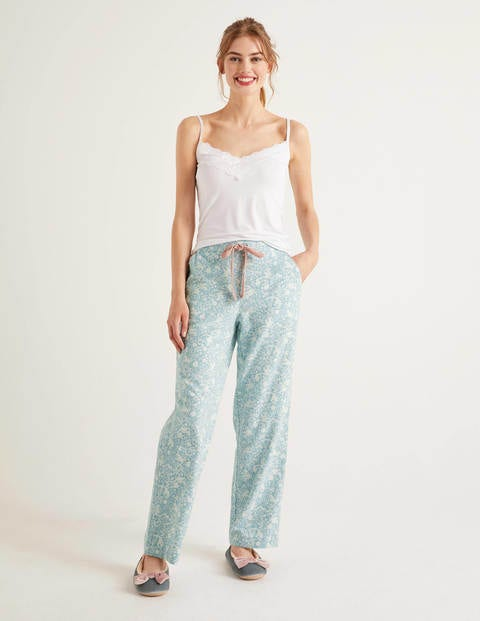 Vanessa Cosy Bottoms - Cloudburst Blue, Tree Squirrel