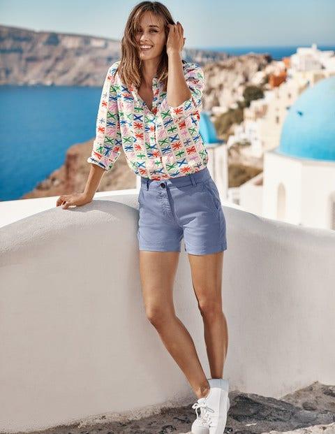 Daisy Chino Shorts