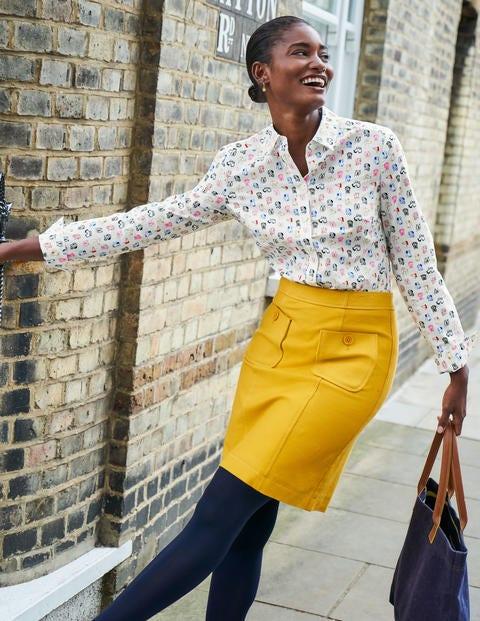 Mini-jupe Tallis avec poches