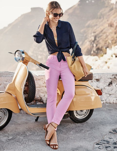 Daisy Chino Trousers