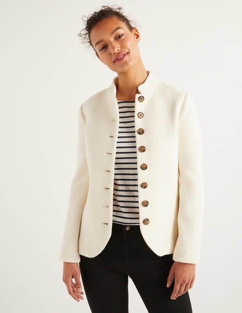 Coade Jacket - Ivory